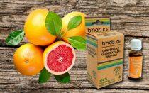 Grapefruktkärneextrakt (droppar)