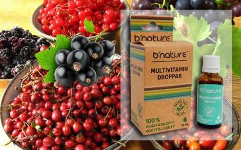 Multivitamin Droppar